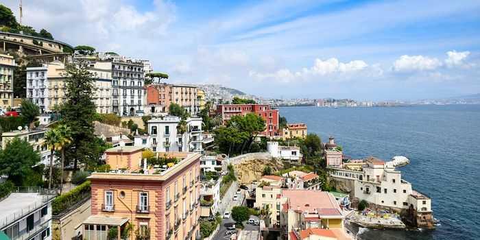 Italy's Naples