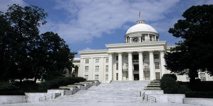 Alabama's State Capitol.