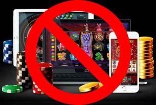 no-online-gambling
