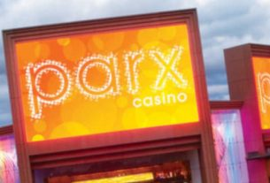 Parx Casino in the state of Pennsylvania.